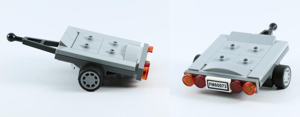 LEGO 60073 Service Truck - Trailer