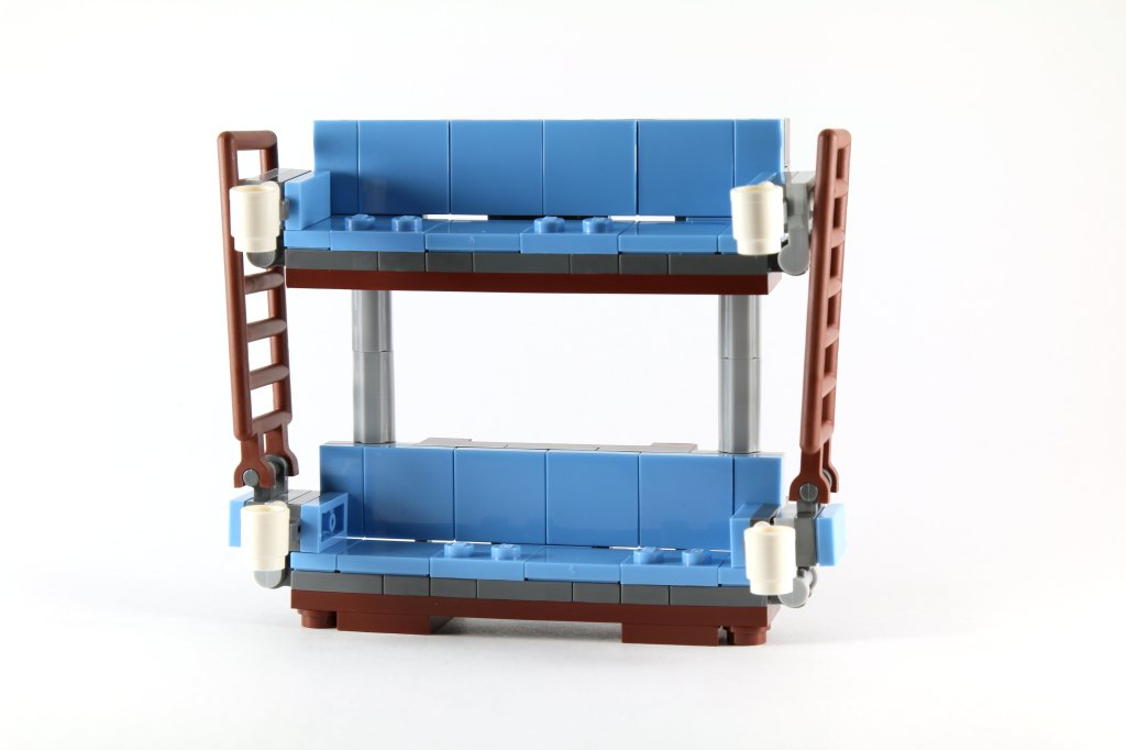LEGO 70818 Double Decker Couch - Double Decker Couch