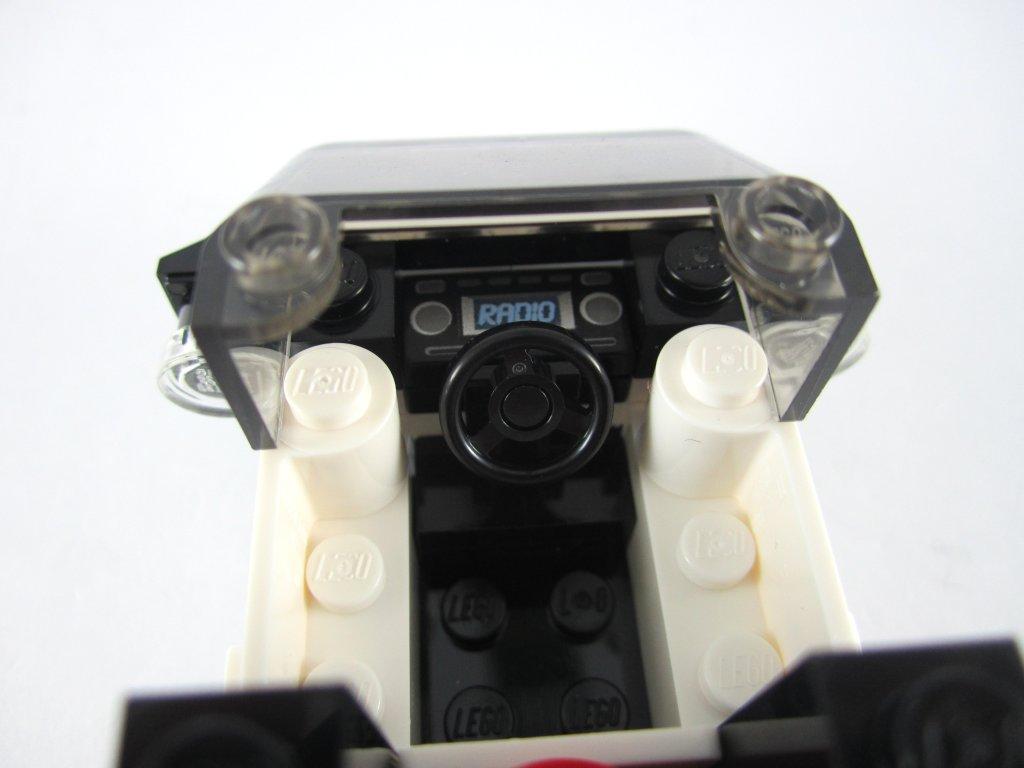 LEGO 70818 Double Decker Couch - Radio Tile Emmet's Car