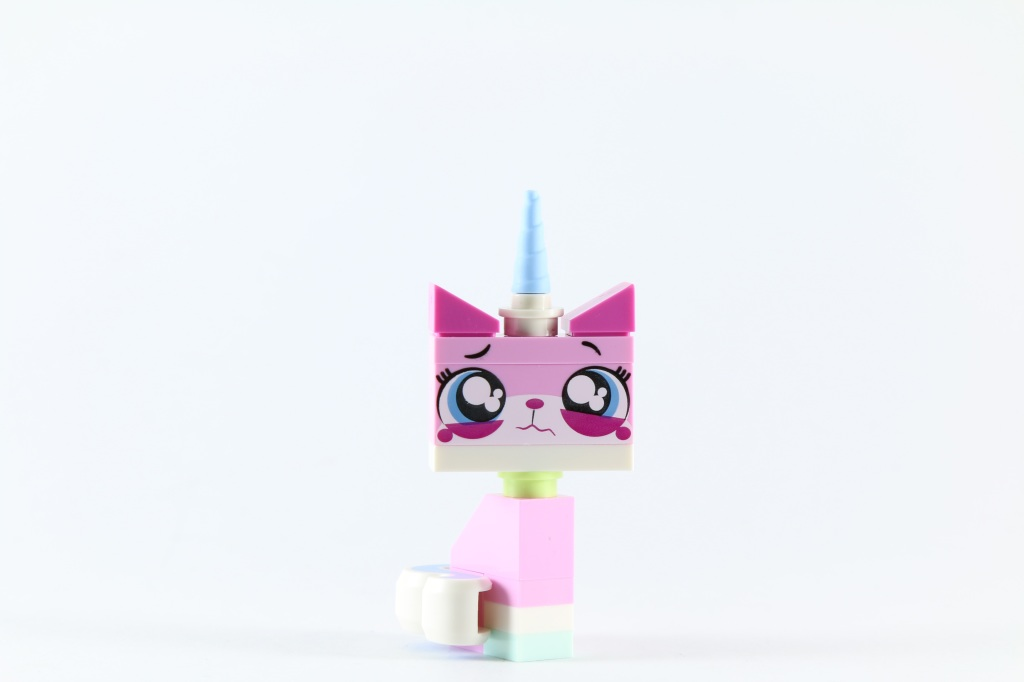 LEGO 70818 Double Decker Couch - Unikitty Anime Eyes