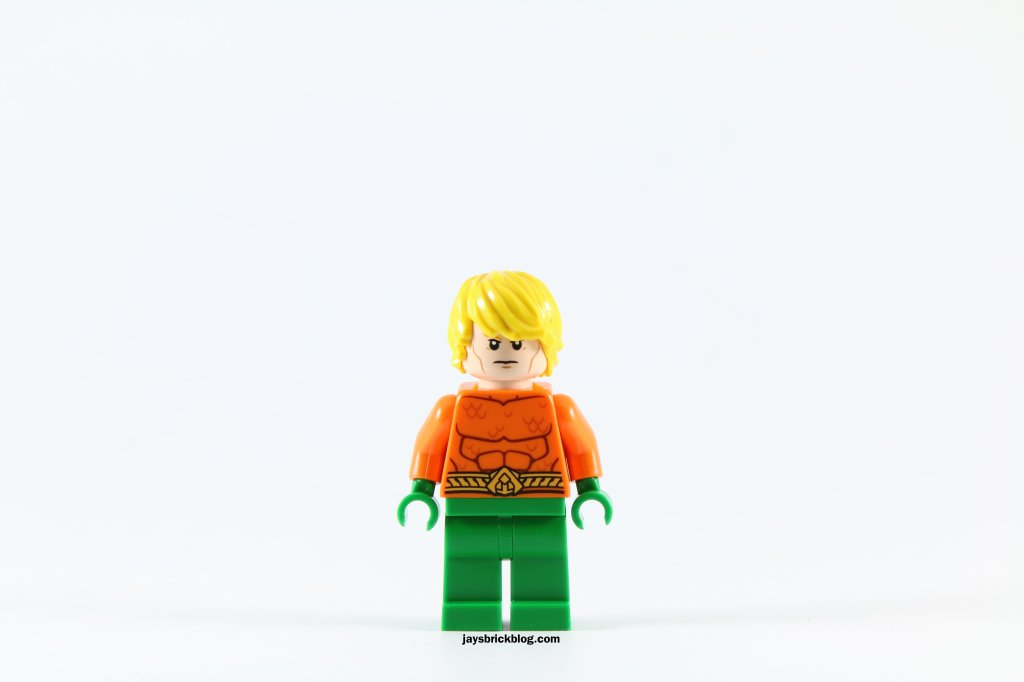 LEGO 76027 - Black Manta Deep Sea Strike - Aquaman Minifigure
