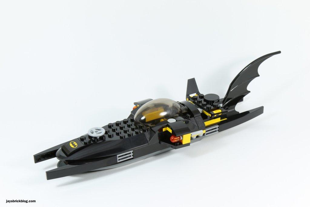 LEGO 76027 - Black Manta Deep Sea Strike - Bat Sub