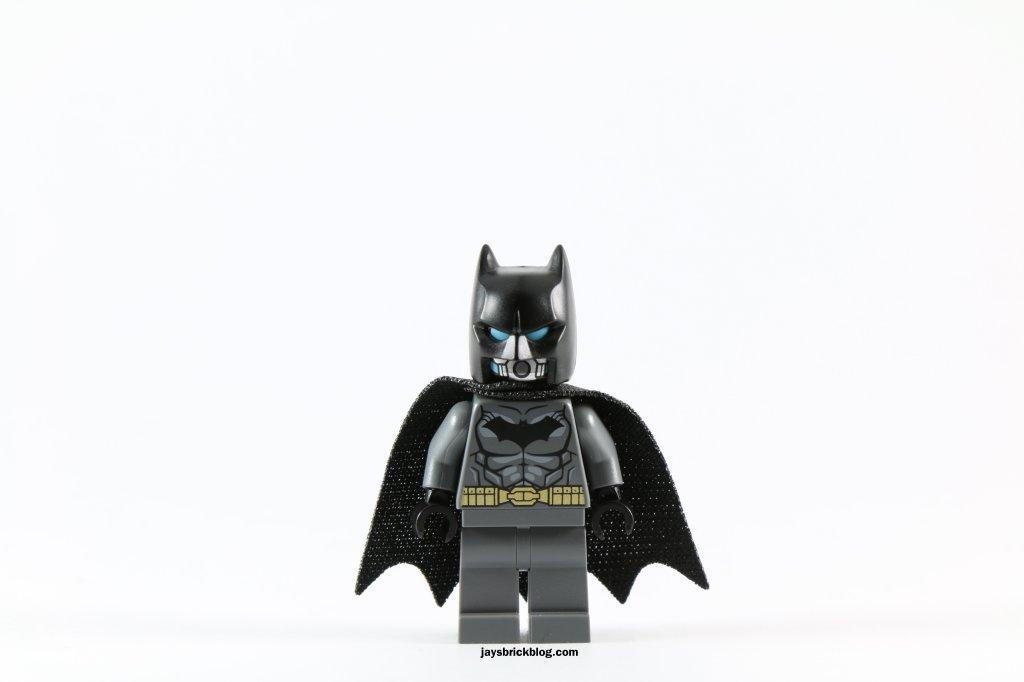 LEGO 76027 - Black Manta Deep Sea Strike - Batman Minifigure