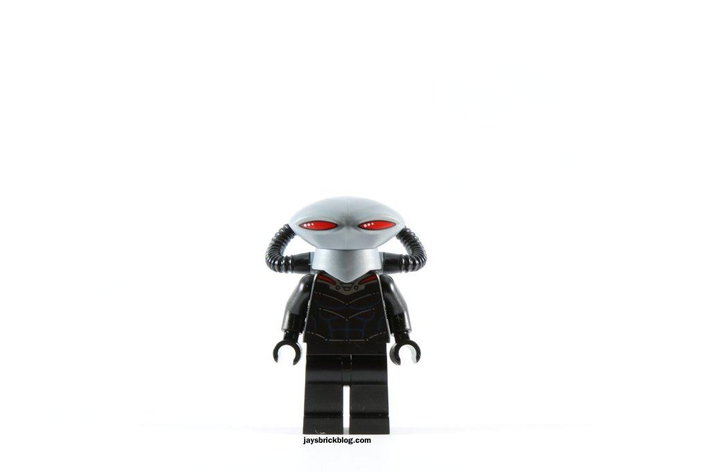 LEGO 76027 - Black Manta Deep Sea Strike - Black Manta Minifigure