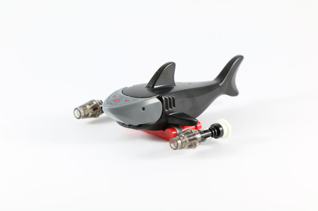 LEGO 76027 - Black Manta Deep Sea Strike - Roboshark