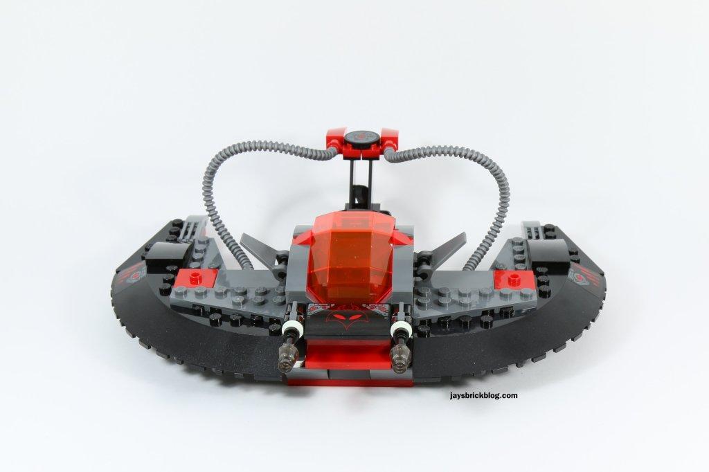 LEGO 76027 - Black Manta Deep Sea Strike - Sea Saucer