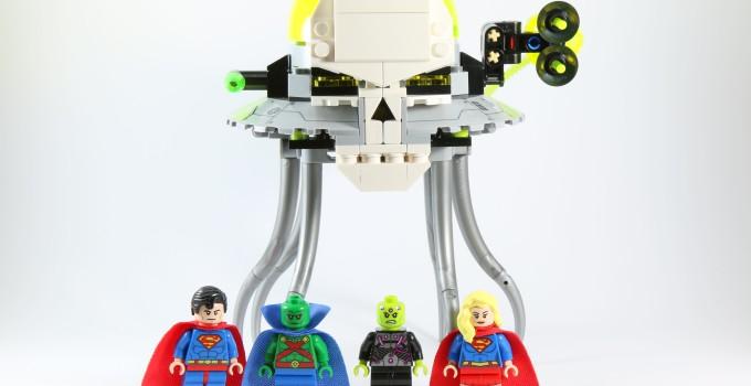 Review: LEGO 76040 Brainiac Attack