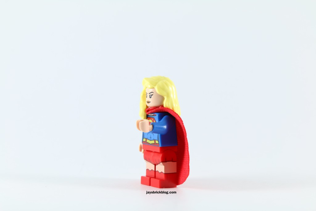 LEGO 76040 Brainiac Attack - Supergirl Printed Legs Skirt
