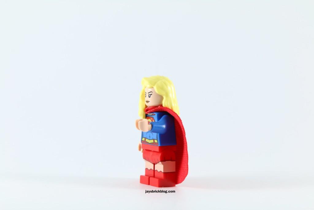 LEGO 76040 Brainiac Attack - Supergirl Printed Legs Skirt