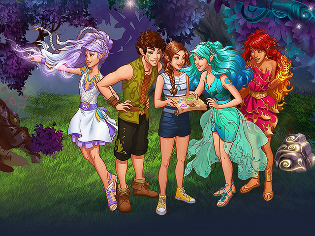 What is the LEGO Elves theme?