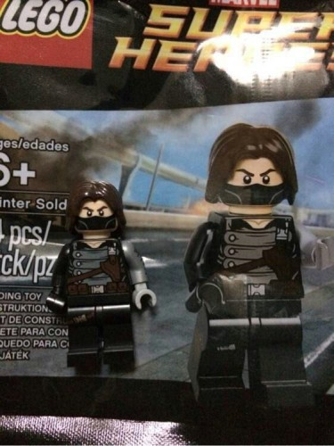 LEGO Winter Soldier Polybag