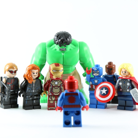 The Avengers Welcomes Spiderman Back