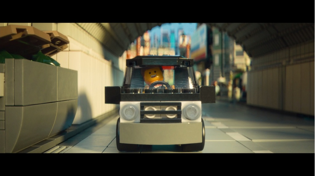 The LEGO Movie - Emmet's Car