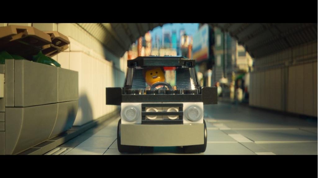 The LEGO Movie - Emmet's Car
