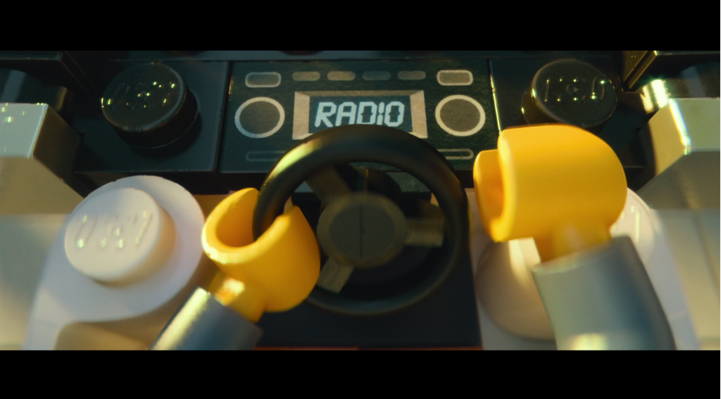 The LEGO Movie - Emmet's Radio
