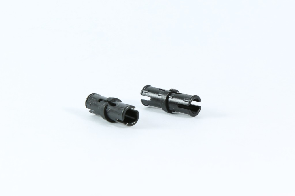 Two Black Technic Pins