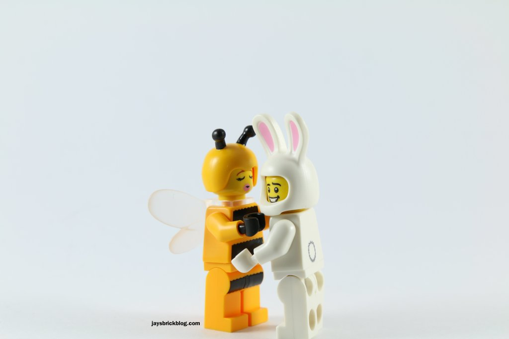 Valentines Day 2015 - Bunny and the Bee