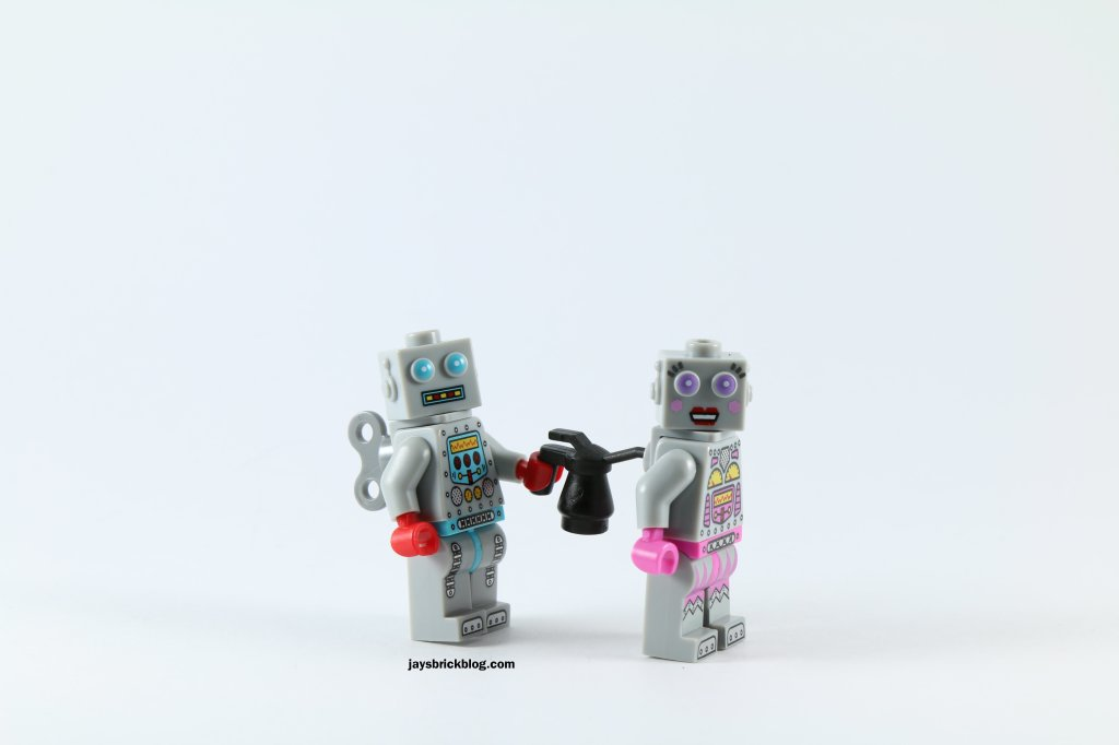 Valentines Day 2015 - Robotic Love