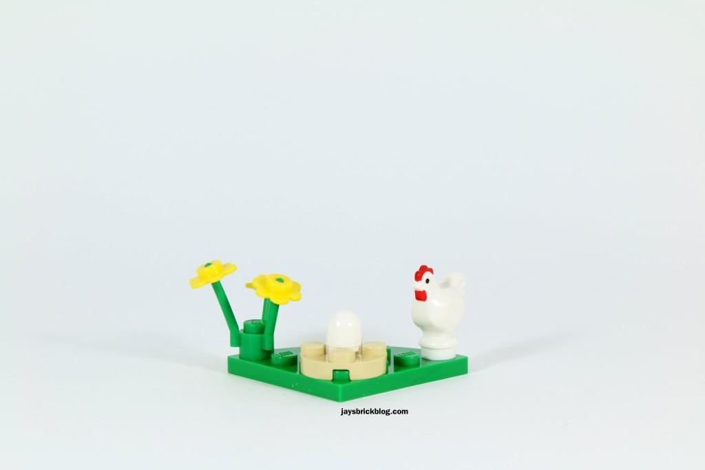 LEGO 40121 Painting Easter Eggs - Chicken Nest