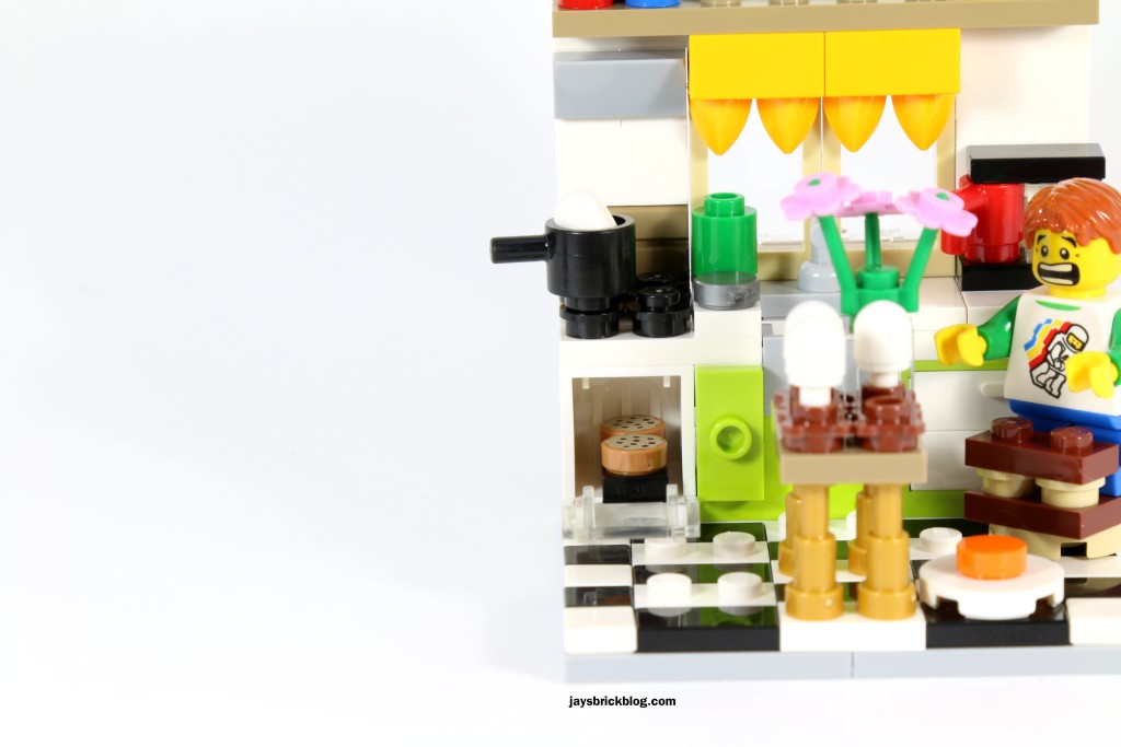 LEGO 40121 Painting Easter Eggs - Kitchen Oven