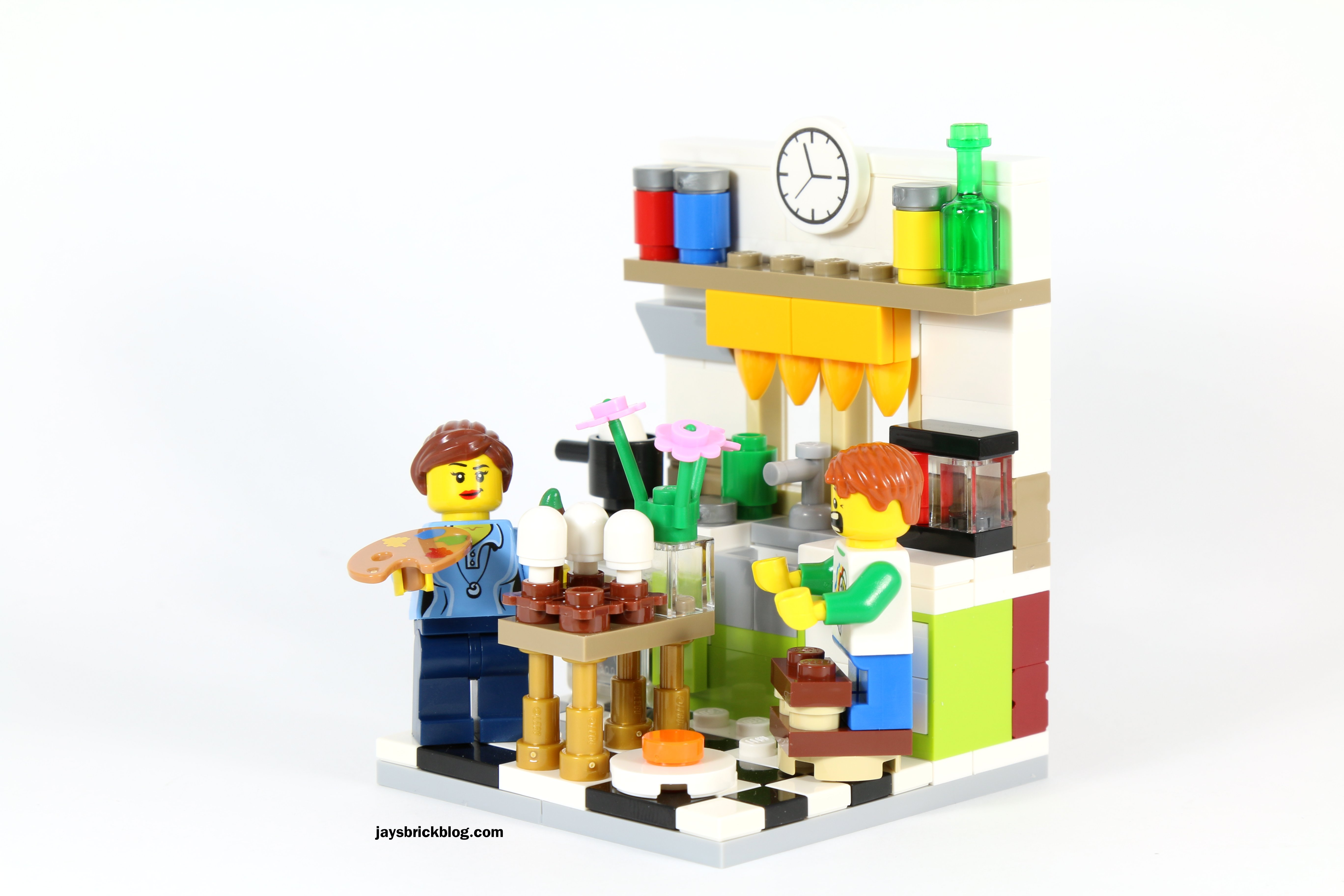 Cabinets for kitchen green kitchen cabinets pictures - Review Lego 40121 Painting Easter Eggs