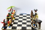 LEGO 40158 Pirates Chess Set - Board
