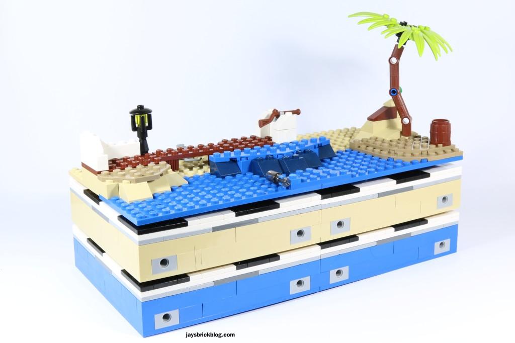 LEGO 40158 Pirates Chess Set - Compact Mode
