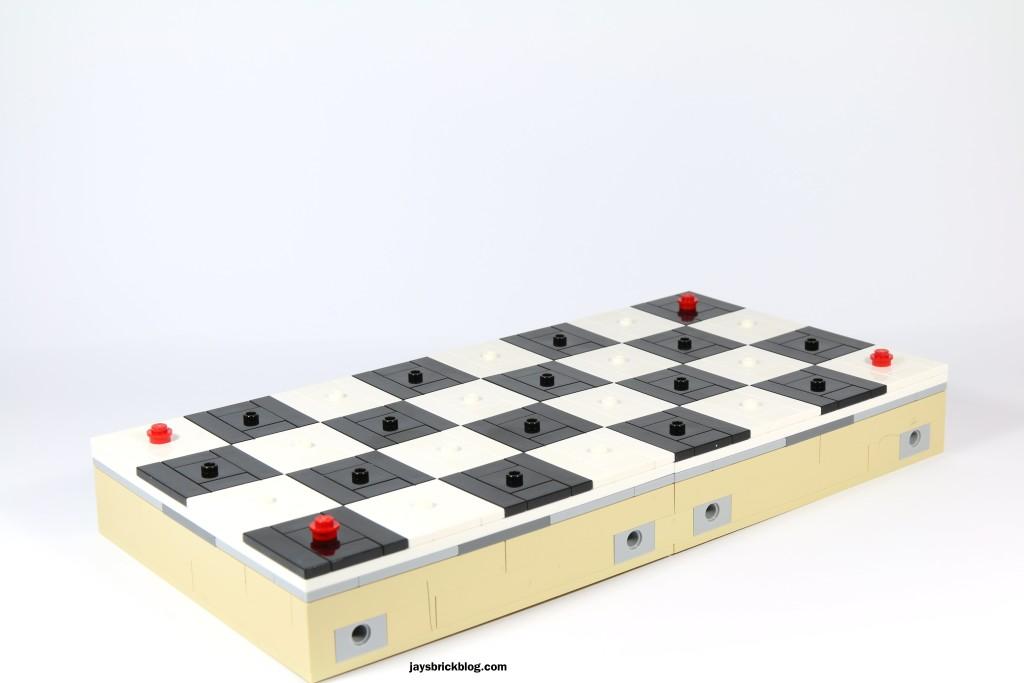 LEGO 40158 Pirates Chess Set - Individual Board