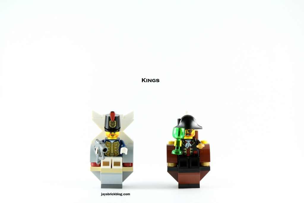 LEGO 40158 Pirates Chess Set - Kings