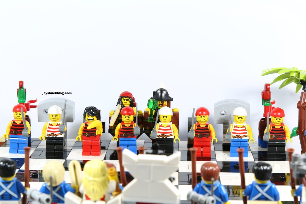 LEGO 40158 Pirates Chess Set - Pirates