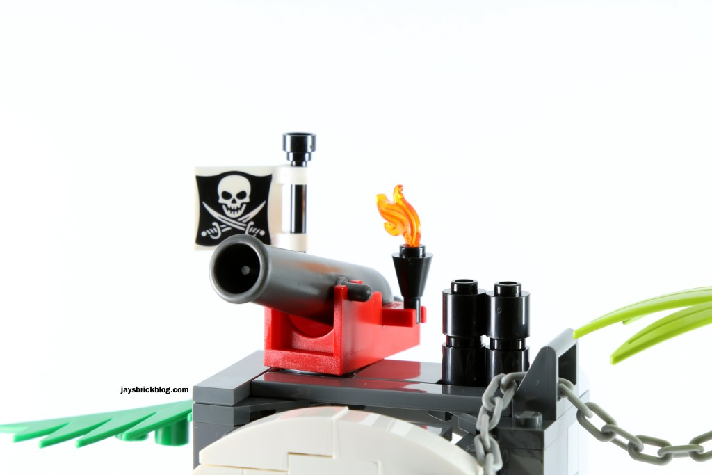 LEGO 70411 Treasure Island - Cannon