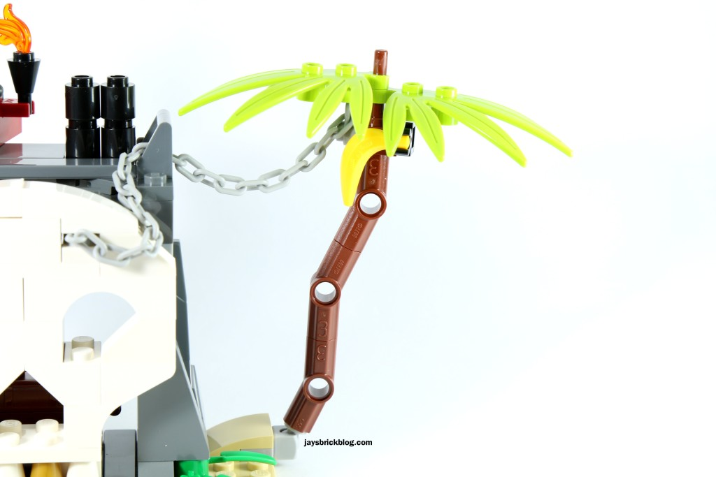 LEGO 70411 Treasure Island - Palm Tree