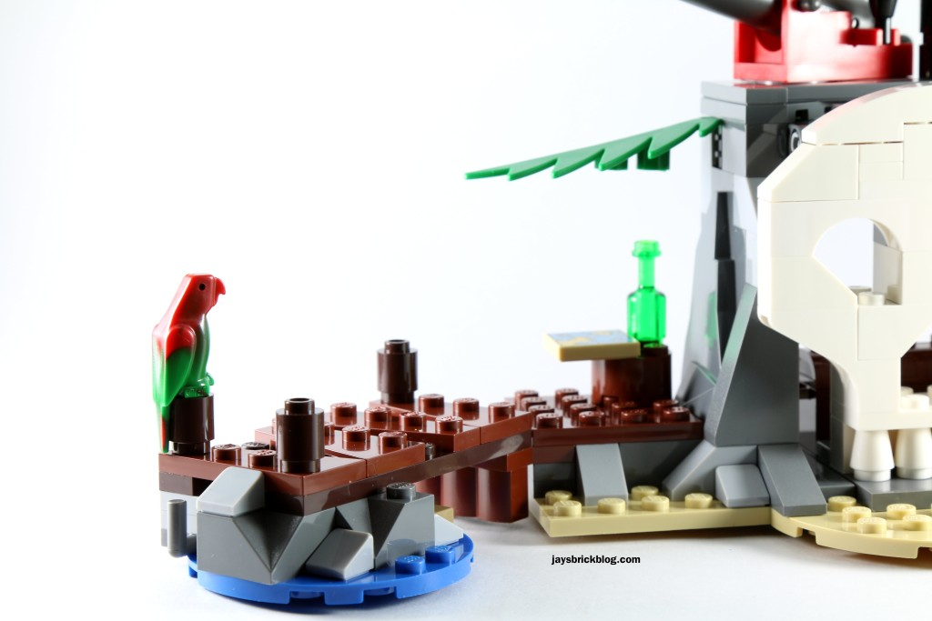 LEGO 70411 Treasure Island - Parrot