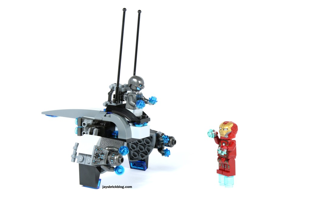 LEGO 72029 Iron Man vs Ultron