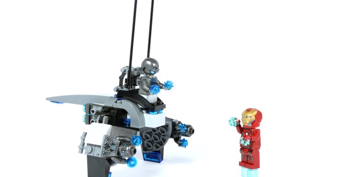 Review: LEGO 76029 Iron Man vs Ultron