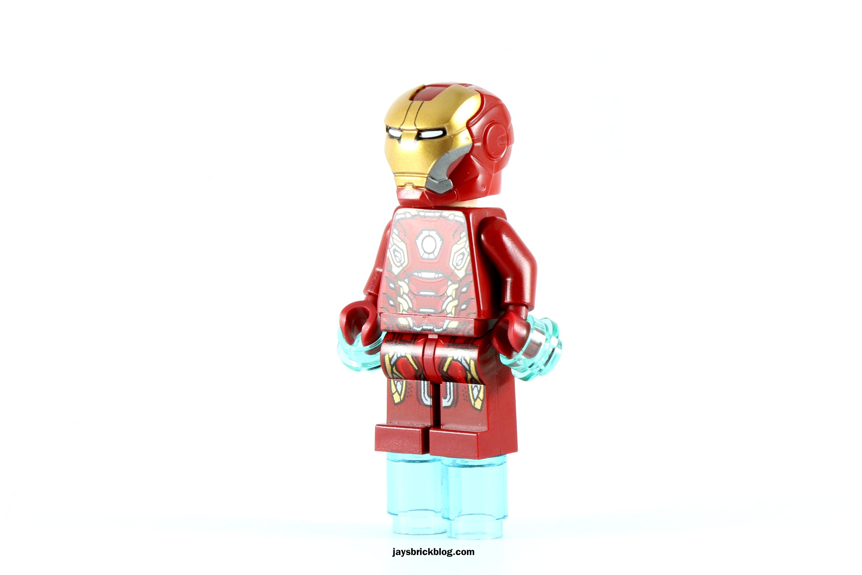 Iron Man Mark 29 Fiddler - Archivos Pepakura - YouTube