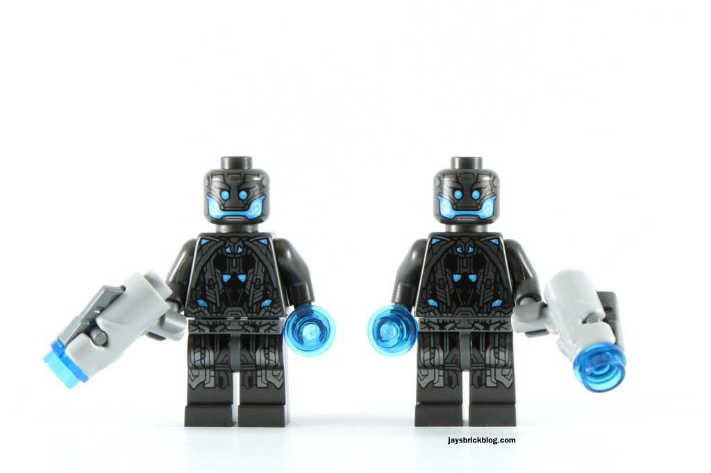 LEGO 72029 Iron Man vs Ultron - Ultron Sentry Minifigures
