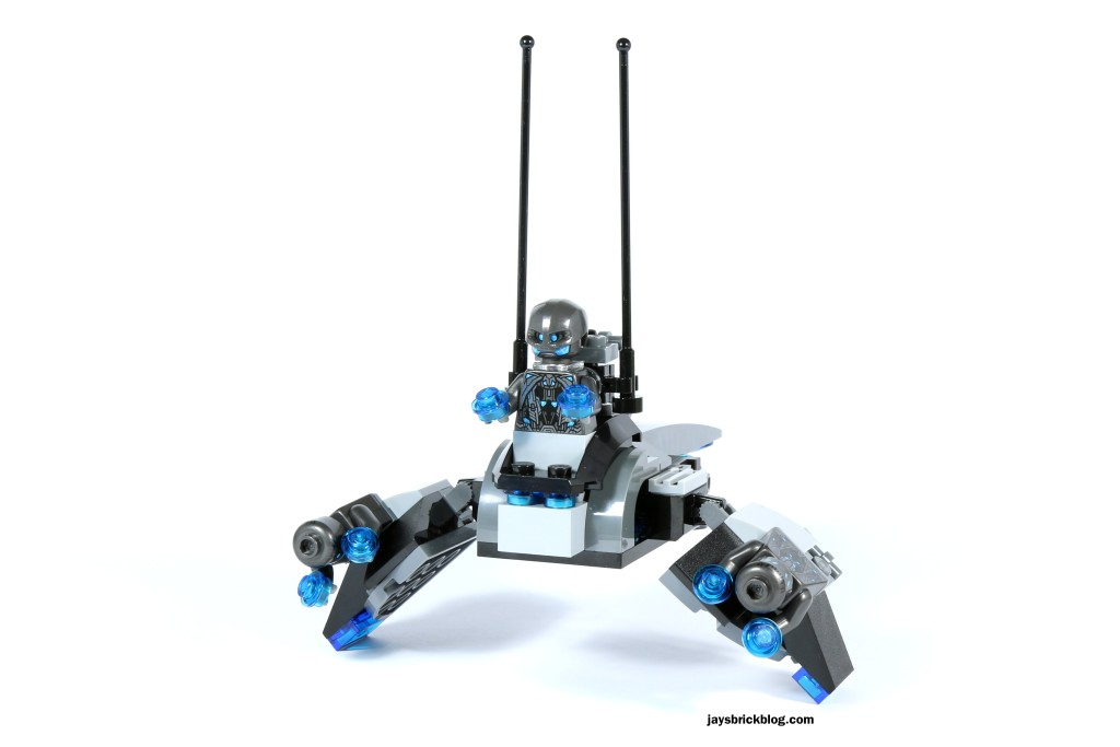 LEGO 72029 Iron Man vs Ultron - Ultron Sentry Vehicle