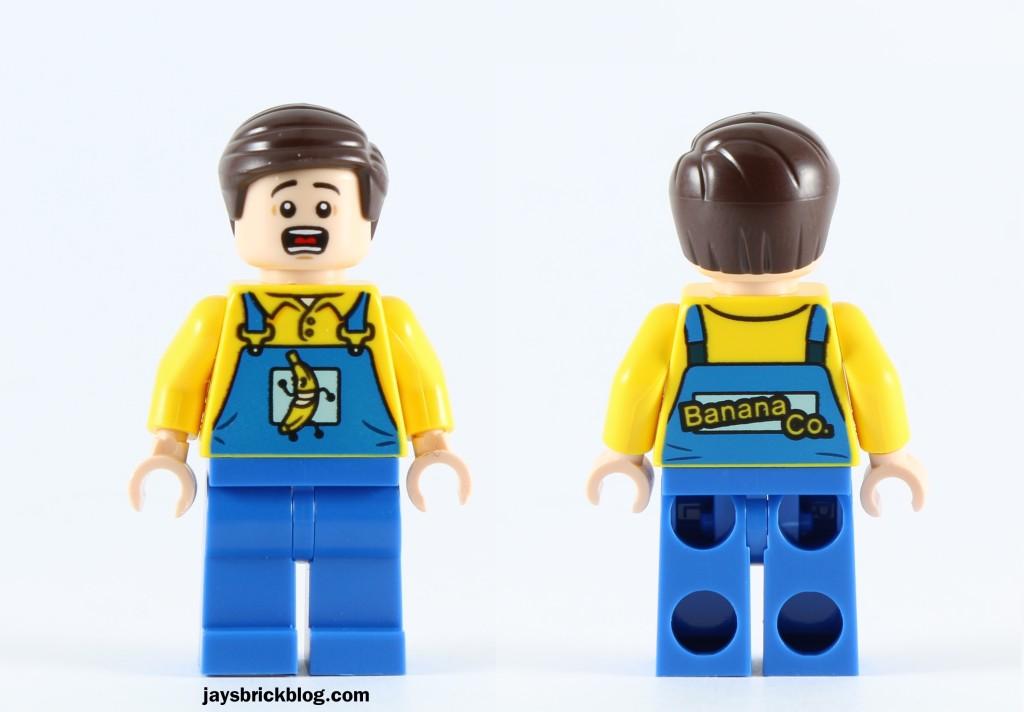 LEGO 76027 Gorilla Grodd Goes Bananas - Banana Truck Driver