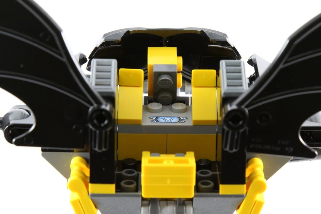 LEGO 76027 Gorilla Grodd Goes Bananas - Bat Mech Console