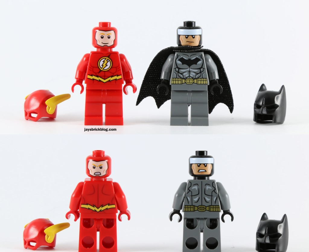 LEGO 76027 Gorilla Grodd Goes Bananas - Flash and Batman Unmasked, Back Printing