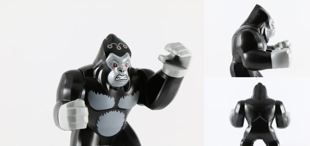 LEGO 76027 Gorilla Grodd Goes Bananas - Gorilla Grodd