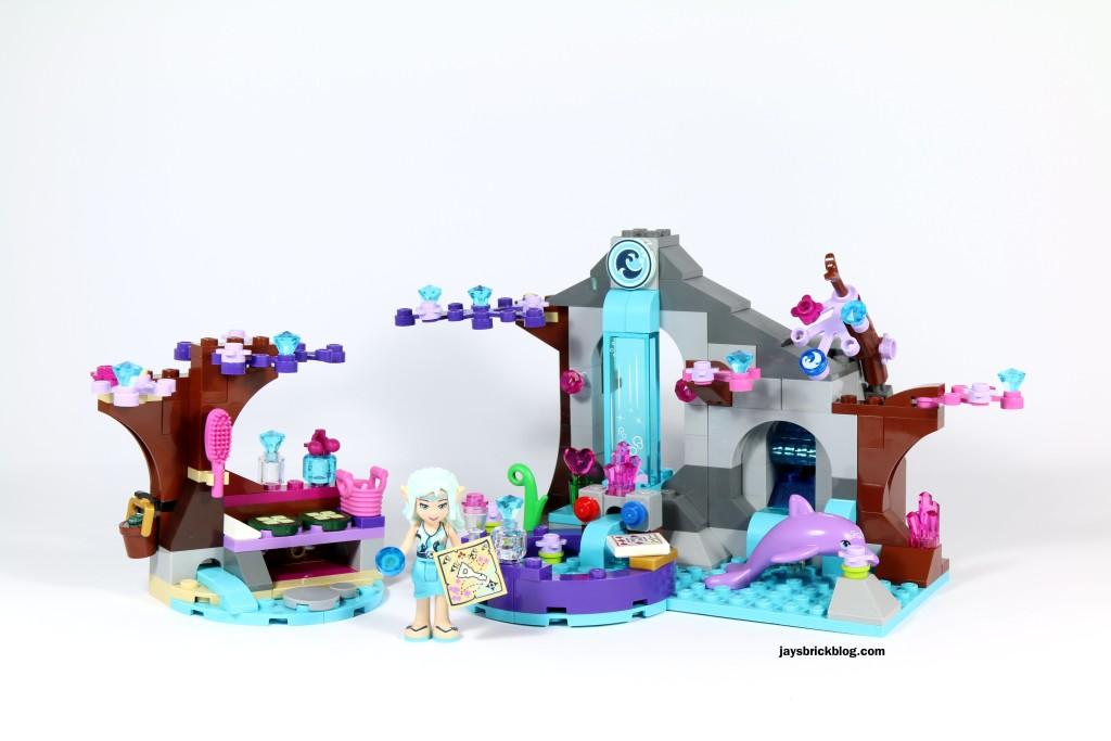 LEGO Elves 41072 Naida's Spa Secret
