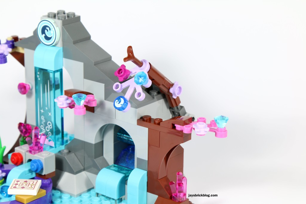 LEGO Elves 41072 Naida's Spa Secret - Branch