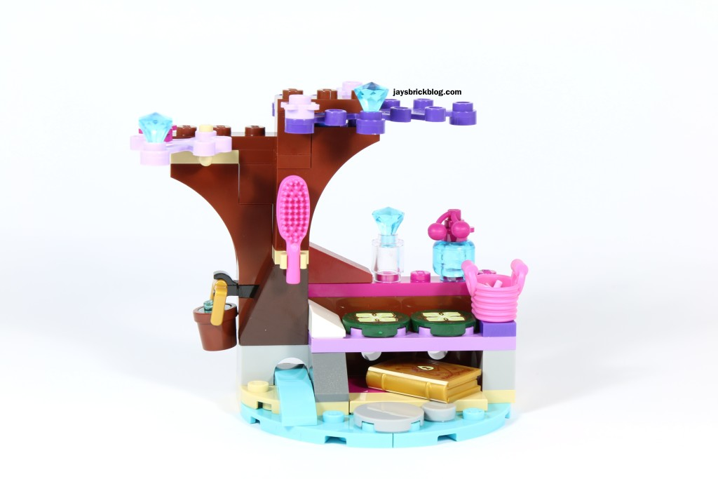 LEGO Elves 41072 Naida's Spa Secret - Day Bed