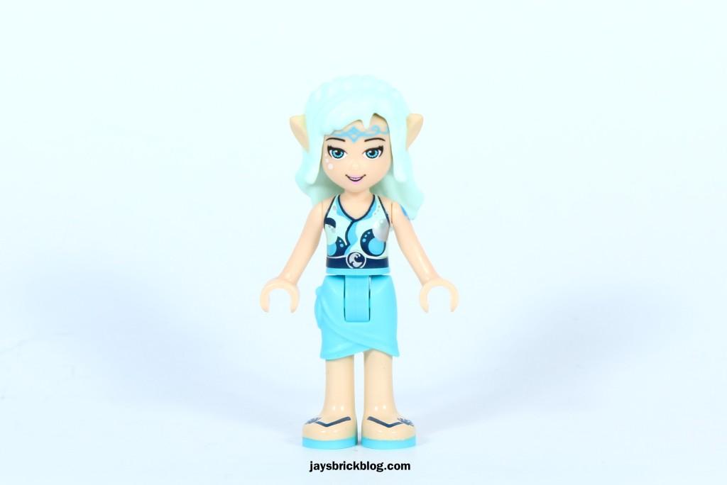 LEGO Elves 41072 Naida's Spa Secret - Naida Riverheart Minidoll