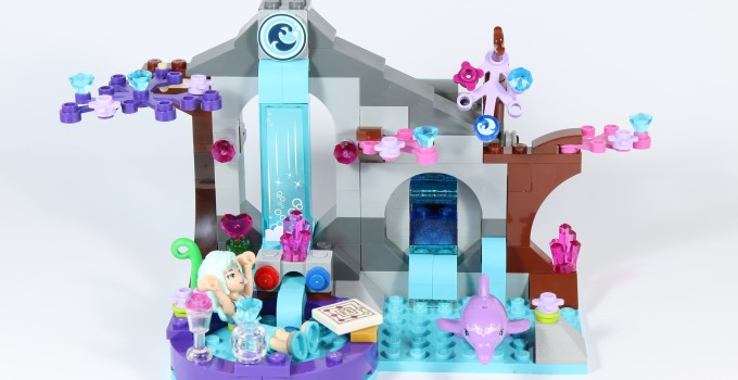 Review: LEGO Elves 41072 Naida's Spa Secret
