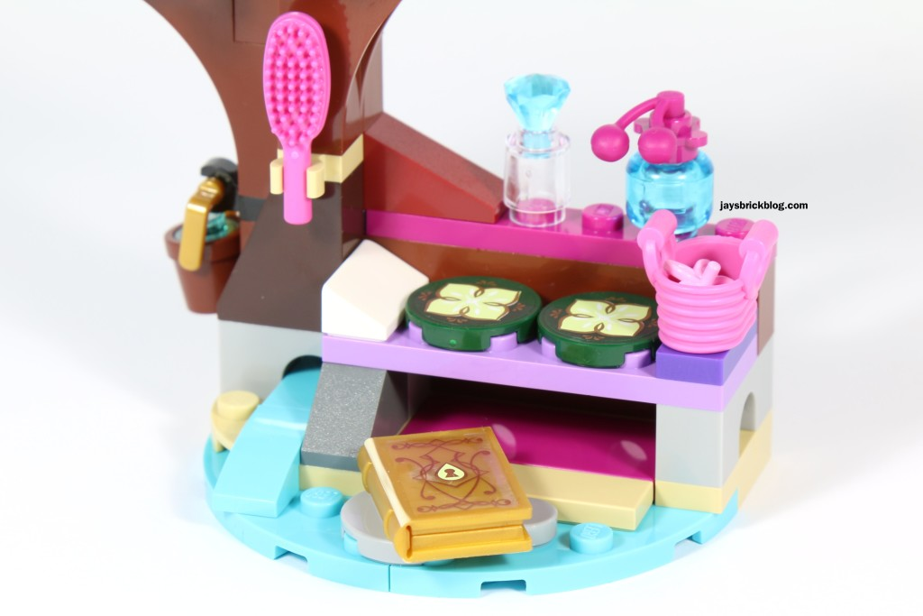 LEGO Elves 41072 Naida's Spa Secret - Naida's Golden Diary