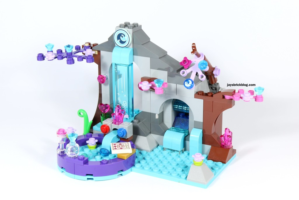 LEGO Elves 41072 Naida's Spa Secret - Spa Bath