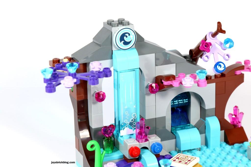 LEGO Elves 41072 Naida's Spa Secret - Waterfall